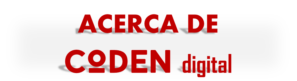 Acerca de Coden digital