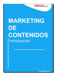 Ebook sobre marketing de contenidos, descarga gratis